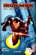 Iron Man Will Online Evils Prevail? Vol 1 1