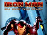 Iron Man: Will Online Evils Prevail? Vol 1 1