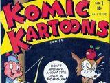Komic Kartoons Vol 1 1