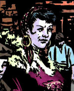 Lydia (Earth-616) from Wolverine The Amazing Immortal Man & Other Bloody Tales Vol 1 1 001