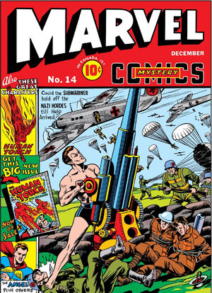 Marvel Mystery Comics Vol 1 14