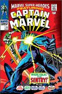 Marvel Super-Heroes Vol 1 13