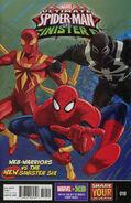 Marvel Universe Ultimate Spider-Man vs. the Sinister Six Vol 1 10