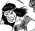 Milo, the Messantian (Earth-616) from Conan the Savage Vol 1 10 0001