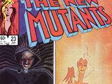 New Mutants Vol 1 23
