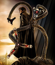 Otto Octavius (Earth-96283) from Spider-Man 2 (film) Poster 001