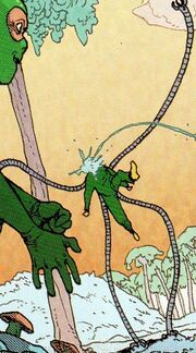Otto Octavius (Earth-Unknown) from Marvel Comics Vol 1 1001 001