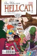 Patsy Walker, A.K.A. Hellcat! Vol 1 3