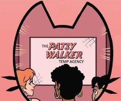 Patsy Walker Temp Agency (Earth-616) from Patsy Walker, A.K.A. Hellcat! Vol 1 3