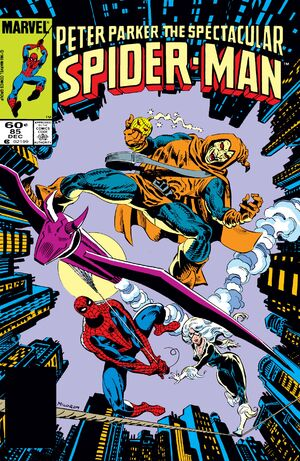 Peter Parker, The Spectacular Spider-Man Vol 1 85