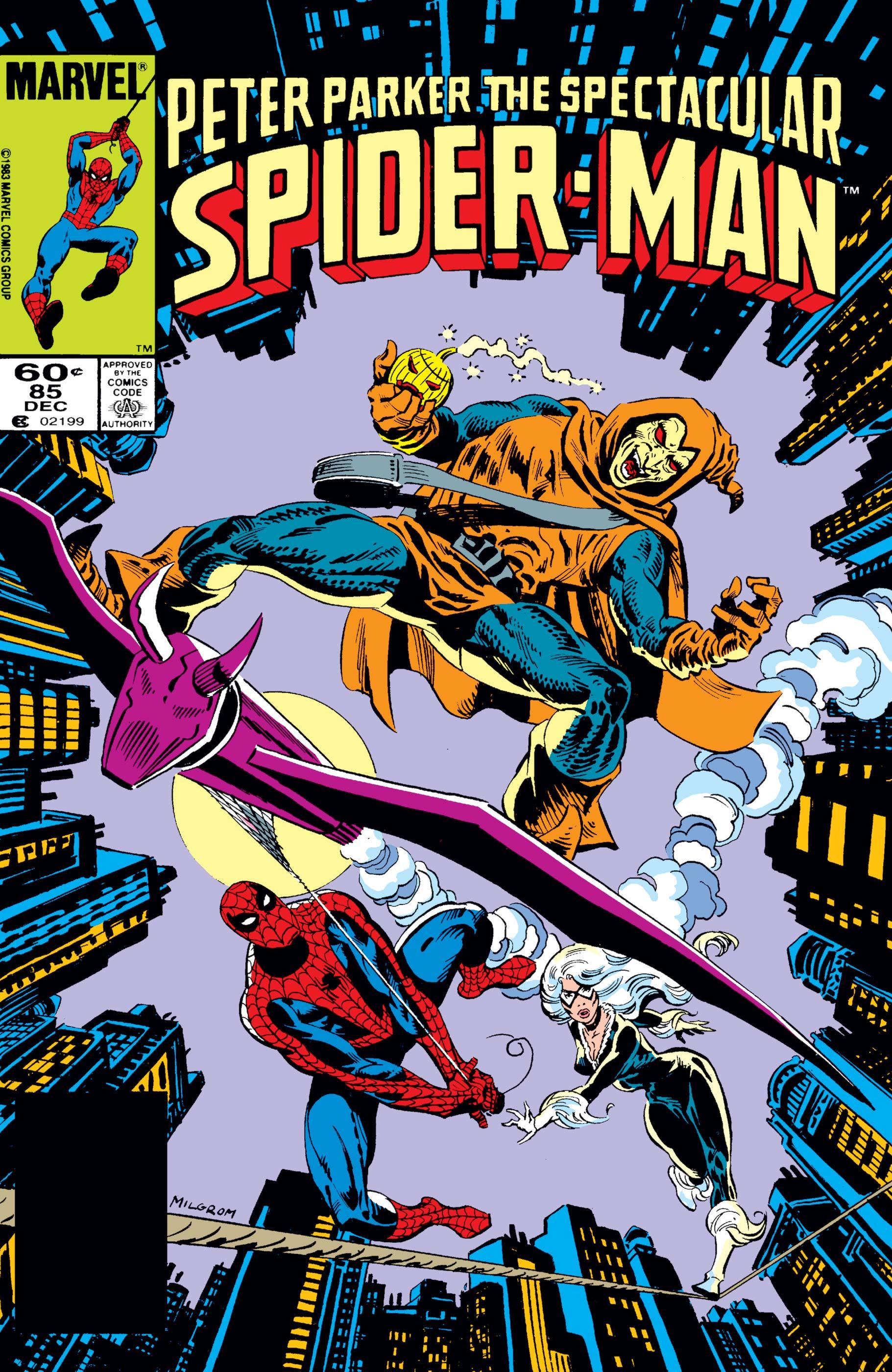 Peter Parker, The Spectacular Spider-Man Vol 1 85.jpg