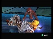 Peter Parker (Earth-96283) and Herman Schultz (Earth-96283) from Spider-Man (2002 video game) 0001
