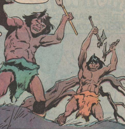 Picts (Earth-616) from Conan the Barbarian Vol 1 172 001