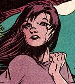 Rosanne (Earth-616) from Marvel Fanfare Vol 2 3 001