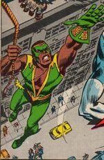 Samuel Wilson (Earth-616) from Captain America Vol 1 135 Cover