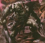 Skaar (Earth-616) in Skaar Son of Hulk Vol 1 1 Promo from World War Hulk Vol 1 5
