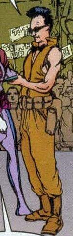 Slasher (Earth-928) Punisher 2099 Vol 1 27