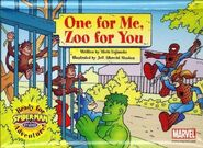 Spider-Man & Friends One for Me, Zoo for You Vol 1 1 0001