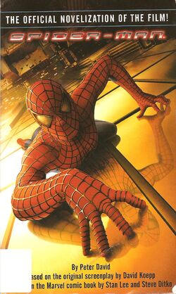 Spider-Man Novel