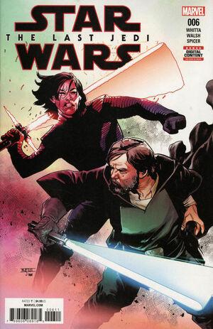 Star Wars The Last Jedi Adaptation Vol 1 6