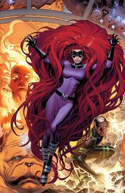 Uncanny Inhumans Vol 1 1 Cheung Connecting Variant B Textless