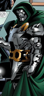Victor von Doom (Earth-81551) from Fantastic Four Vol 1 551 0001