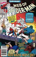 Web of Spider-Man Vol 1 72