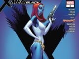 X-Men: Black - Mystique Vol 1 1
