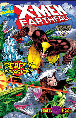 X-Men Earthfall Vol 1 1