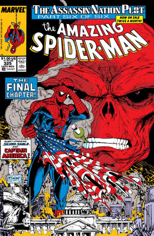 Amazing Spider-Man Vol 1 325