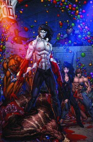Anita Blake Circus of the Damned Vol 1 4 Textless