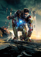 Anthony Stark (Earth-199999) from Iron Man 3 (film) poster 006