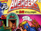 Avengers: United They Stand Vol 1 5