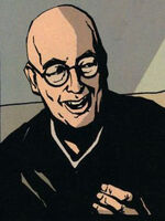 Brian Michael Bendis (Earth-40081) from Powerless Vol 1 5 0001