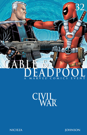Cable & Deadpool Vol 1 32