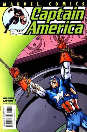 Captain America Vol 3 43