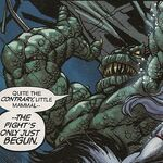 Ch'od (Earth-161) from X-Men Forever 2 6 0001