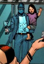 Charlie Cluster-7 (Earth-41001) and X-23's Daughter (Earth-41001) from X-Men The End Vol 2 5 001
