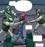 Doombot from Spidey 1 4 001