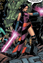 Elizabeth Braddock (Earth-58163) from Uncanny X-Men Vol 1 464 0001
