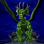 Fin Fang Foom (Earth-6109) from Marvel Ultimate Alliance 002