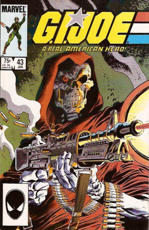 G.I. Joe A Real American Hero Vol 1 43