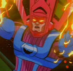 Galan (Earth-534834) from Fantastic Four (1994 animated series) Season 2 6 001
