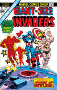 Giant-Size Invaders Vol 1 1