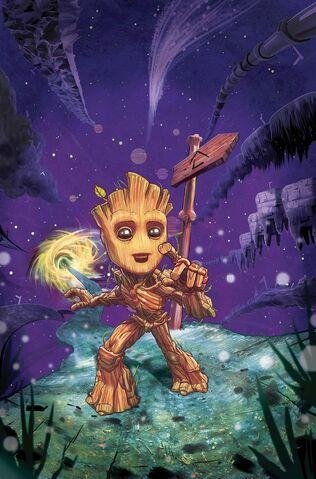 File:I Am Groot Vol 1 1 Textless.jpg