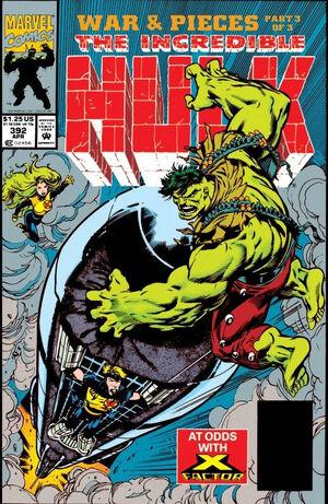 Incredible Hulk Vol 1 392