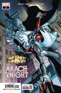 Infinity Wars Arachknight Vol 1 1
