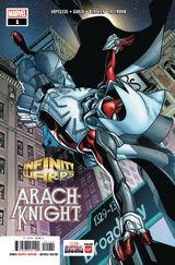 Infinity Wars: Arachknight Vol 1 1