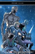 Infinity Wars Fallen Guardian Vol 1 1