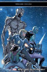 Infinity Wars: Fallen Guardian Vol 1 1